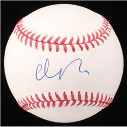 Matt Damon Signed OML Baseball (Beckett COA)