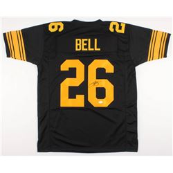 Le'Veon Bell Signed Pittsburgh Steelers Color Rush Jersey (JSA COA)