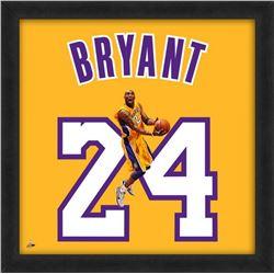 Kobe Bryant Los Angeles Lakers 20x20 Custom Framed Photo Display