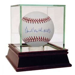 Don Mattingly Signed Baseball with High Quality Display Case (Steiner COA)