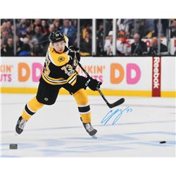 Charlie McAvoy Signed Boston Bruins 16x20 Photo (McAvoy Hologram)