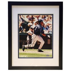 Alex Rodriguez Signed Seattle Mariners 11x14 Custom Framed Photo Display (Steiner COA)