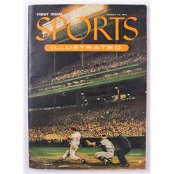 Original First Issue Sports Illustrated Magazine