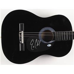 "Eric Church Signed 38"" Acoustic Guitar (Beckett COA)"