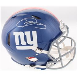 Odell Beckham Jr. Signed New York Giants Authentic On-Field Full-Size Speed Helmet (JSA Hologram)