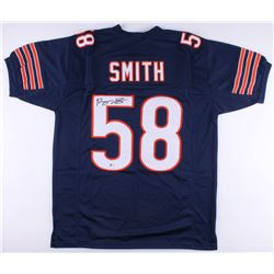 Roquan Smith Signed Chicago Bears Jersey (Beckett COA)