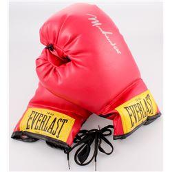 Muhammad Ali Signed Everlast Boxing Gloves (JSA LOA)