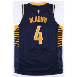 finest selection e7071 9c2c0 Victor Oladipo Signed Indiana Pacers Nike Jersey (JSA COA)