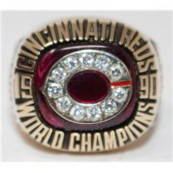 Authentic Cincinatti Reds 1990 World Series Championship Ring