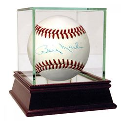 Billy Martin Signed OAL Baseball (JSA COA)