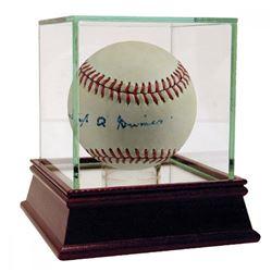 Burleigh Grimes Signed ONL Baseball (SGC COA)