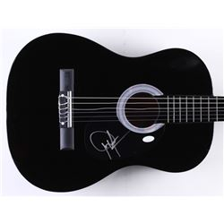 "Dwight Yoakam Signed 37"" Acoustic Guitar (JSA COA)"