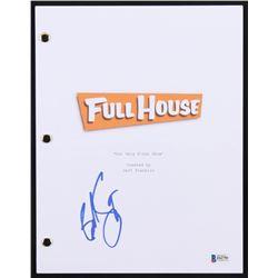 "Bob Saget Signed ""Full House: Our Very First Show"" Full Episode Script (Beckett COA)"