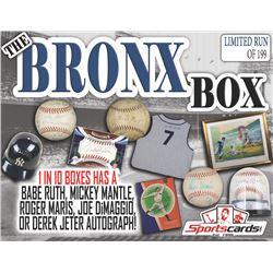 """THE BRONX BOX"" Yankee Super Mystery Box – 8+ Items Per Box! LOADED!"