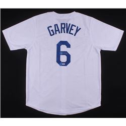 Steve Garvey Signed Los Angeles Dodgers Jersey (PSA COA)