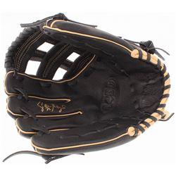 Jason Heyward Signed MLB Baseball Glove (Schwartz COA)