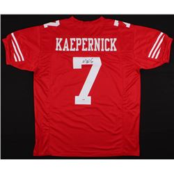 Colin Kaepernick Signed San Francisco 49ers Jersey (PSA COA)