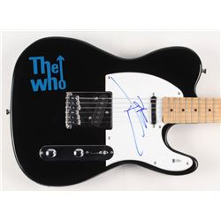 """Pete Townshend Signed The Who 39"""" Electric Guitar (Beckett COA)"""