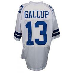 Michael Gallup Signed Dallas Cowboys Jersey (TriStar Hologram)