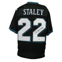 Duce Staley Signed Philadelphia Eagles Jersey (TriStar Hologram)