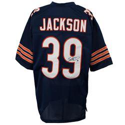Eddie Jackson Signed Chicago Bears Jersey (JSA COA)