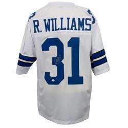 Roy Williams Signed Dallas Cowboys Jersey (JSA COA)