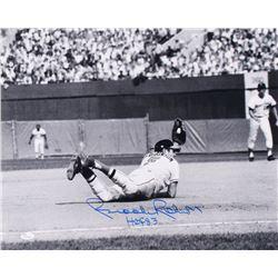 "Brooks Robinson Signed Baltimore Orioles 16x20 Photo Inscribed ""HOF 83"" (JSA COA)"