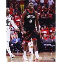 Clint Capela Signed Houston Rockets 16x20 Photo (TriStar Hologram)