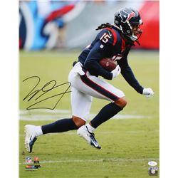 Will Fuller Signed Houston Texans 16x20 Photo (JSA COA)
