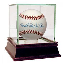 "Harold ""Pee Wee"" Reese Signed ONL Baseball (JSA Hologram)"