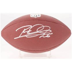 Rod Woodson Signed NFL Football (Schwartz COA)