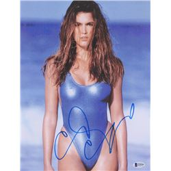 Cindy Crawford Signed 11x14 Photo (Beckett COA)