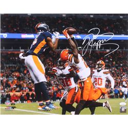 Jabrill Peppers Signed Cleveland Browns 16x20 Photo (JSA COA)