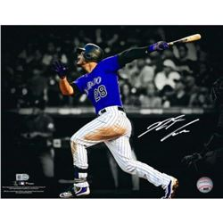 Nolan Arenado Signed Colorado Rockies 11x14 Photo (Fanatics Hologram)