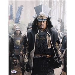 "Ken Watanabe Signed ""The Last Samurai"" 11x14 Photo (PSA Hologram)"