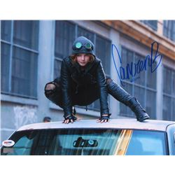 "Camren Bicondova Signed ""Gotham"" 11x14 Photo Inscribed ""Selina"" (PSA COA)"