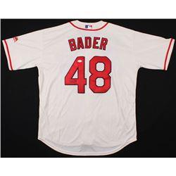 Harrison Bader Signed St. Louis Cardinals Jersey (JSA COA)