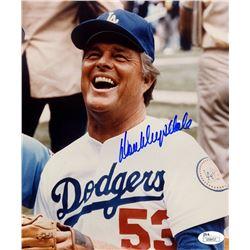 Don Drysdale Signed Los Angeles Dodgers 8x10 Photo (JSA Hologram)