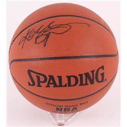 Kobe Bryant Signed NBA Basketball (PSA COA)