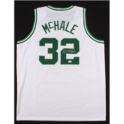 Kevin McHale Signed Boston Celtics Jersey (JSA COA)