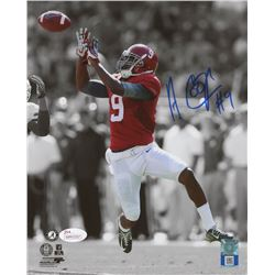 Amari Cooper Signed Alabama Crimson Tide 8x10 Photo (JSA COA)