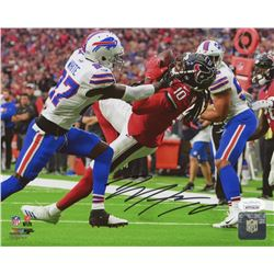 DeAndre Hopkins Signed Houston Texans 8x10 Photo (JSA COA)
