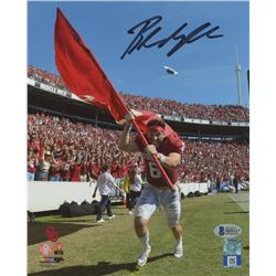 Baker Mayfield Signed Oklahoma Sooners 8x10 Photo (Beckett Hologram)