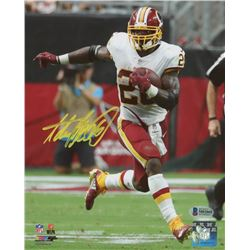 Adrian Peterson Signed Washington Redskins 8x10 Photo (Beckett COA)