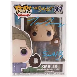 "Tom Guiry Signed ""The Sandlot"" Smalls #569 Funko Pop Vinyl Figure Inscribed ""Smalls"" (MAB Hologram)"