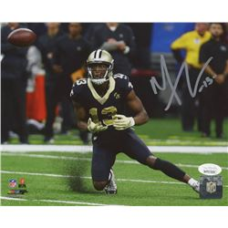 Michael Thomas Signed New Orleans Saints 8x10 Photo (JSA COA)
