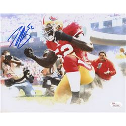 Patrick Willis Signed San Francisco 49ers 8x10 Photo (JSA COA)