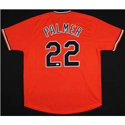 """Jim Palmer Signed Baltimore Orioles Jersey Inscribed """"HOF 90"""" (JSA COA)"""