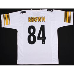 Antonio Brown Signed Pittsburgh Steelers Jersey (JSA COA)