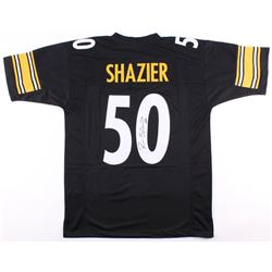 Ryan Shazier Signed Pittsburgh Steelers Jersey (JSA COA)